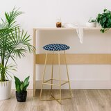 Heather Dutton Annika Orchid 30 Bar Stool by East Urban Home