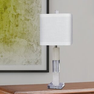 Aviza Stacked Block 26 Table Lamp (Set of 2)