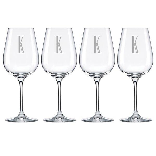 Custom Wine Champagne Gles