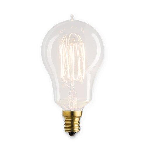 Bulbrite Industries 25 Watt A15 Incandescent Light Bulb Soft White 1800k E12 Candelabra Base Reviews Wayfair