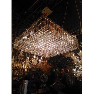 Anjali 12-Light Chandelier By Willa Arlo Interiors