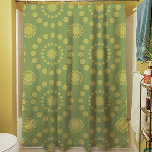 Tropical Breeze Single Shower Curtain