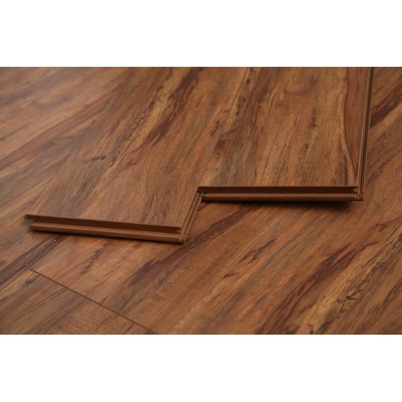 Dekorman Original 4785 X 496 X 15mm Laminate Flooring In Roasted