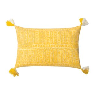 Darleen Cotton Lumbar Pillow