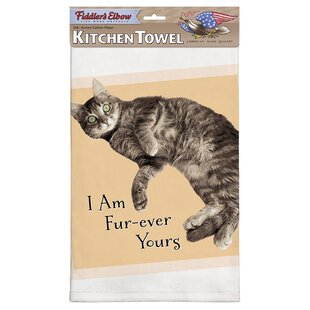 Kitchen Towels With Cats Wayfair