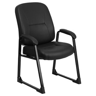 Inexpensive Buster Big and Tall Reception Guest Chair by Latitude Run