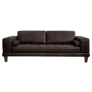 Randolph Leather Sofa