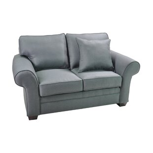 Affordable Price Huggard Stationary Loveseat by Charlton Home Reviews (2019) & Buyer's Guide