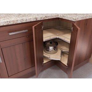 Corner Cabinet Lazy Susans You'll Love | Wayfair