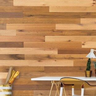 5.1  Engineered Wood Wall Panelling in Calico & Decorative Wood Wall Panels | Wayfair.ca