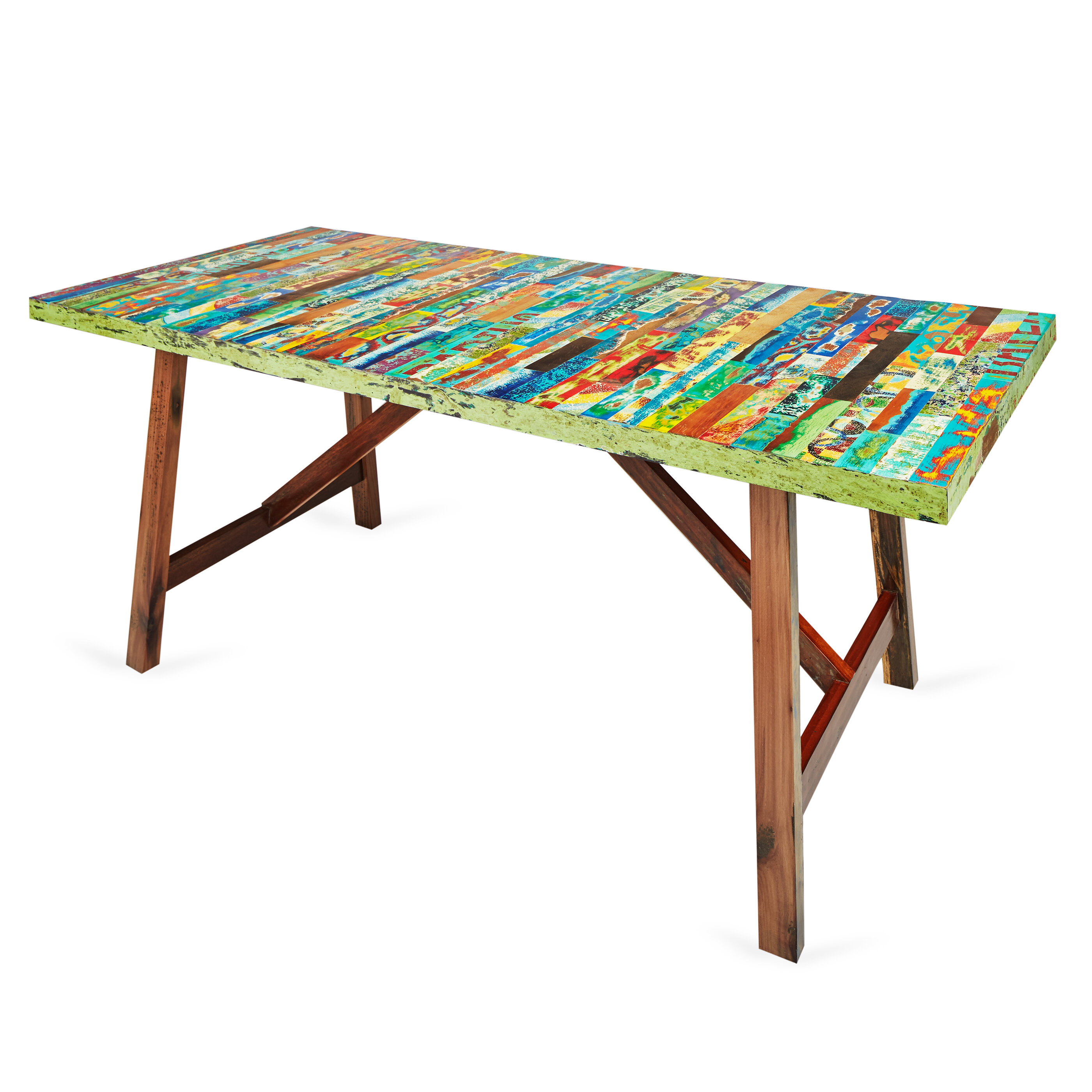 Exceptionnel EcoChic Lifestyles Buoy Crazy Dining Table | Wayfair