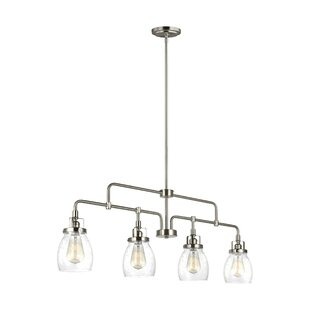 Buying Panorama Point 4-Light Kitchen Island Pendant By Trent Austin Design