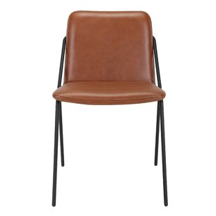 Sling Eco Leather Upholstered Dining Chair