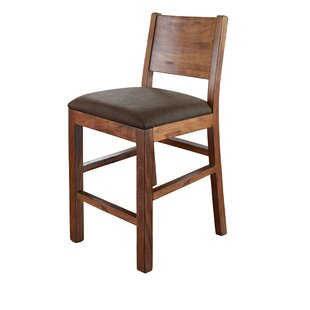 Stiver 30 Bar Stool (Set of 2) Millwood Pines