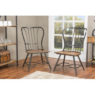 Shop For Carone Dining Chair (Set of 2) by Gracie Oaks Reviews (2019) & Buyer's Guide