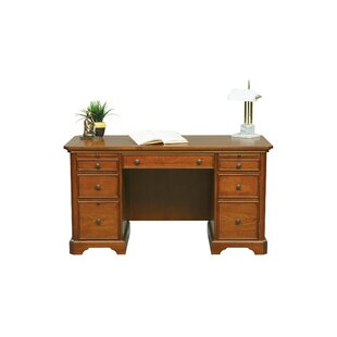 Chester Executive Desk by Alcott Hill Best Design