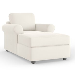 Reviews Meagan Chaise Lounge by Wayfair Custom Upholstery™ Reviews (2019) & Buyer's Guide