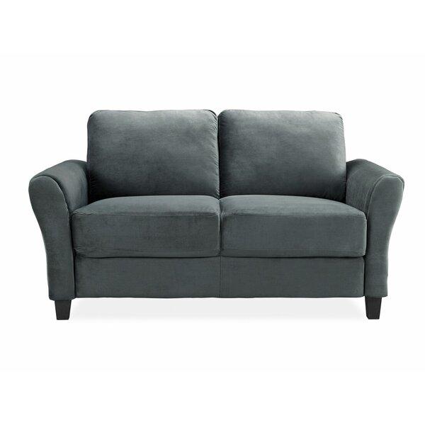 klik klak sofa with storage microfiber sofas youll love wayfair