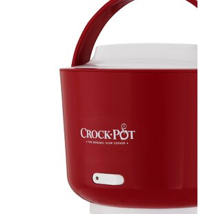 Lunch Crock® 0.75-Quart Electric Food Warmer
