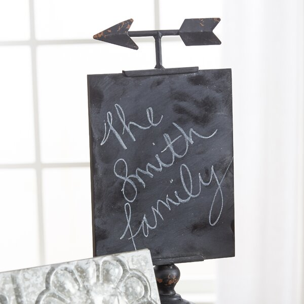 Tabletop Chalkboard | Wayfair