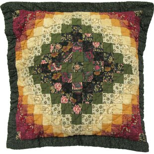 Cueva Cotton Throw Pillow
