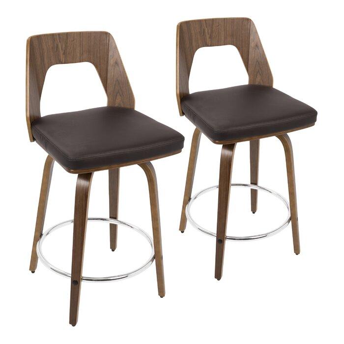 Cool Emory Bar Counter Stool Creativecarmelina Interior Chair Design Creativecarmelinacom