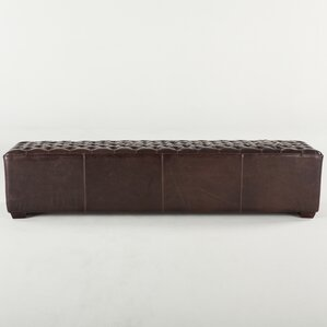 Arabella Upholstered Bench by World Interiors