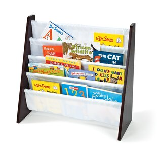 Forand 25 Book Rack by Zoomie Kids