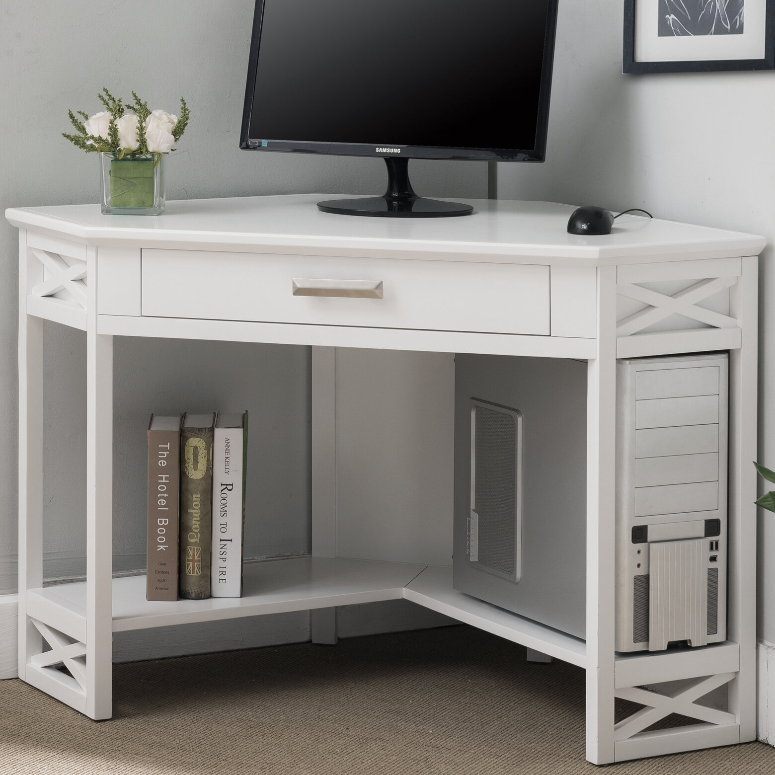 Corner Desks Wayfair