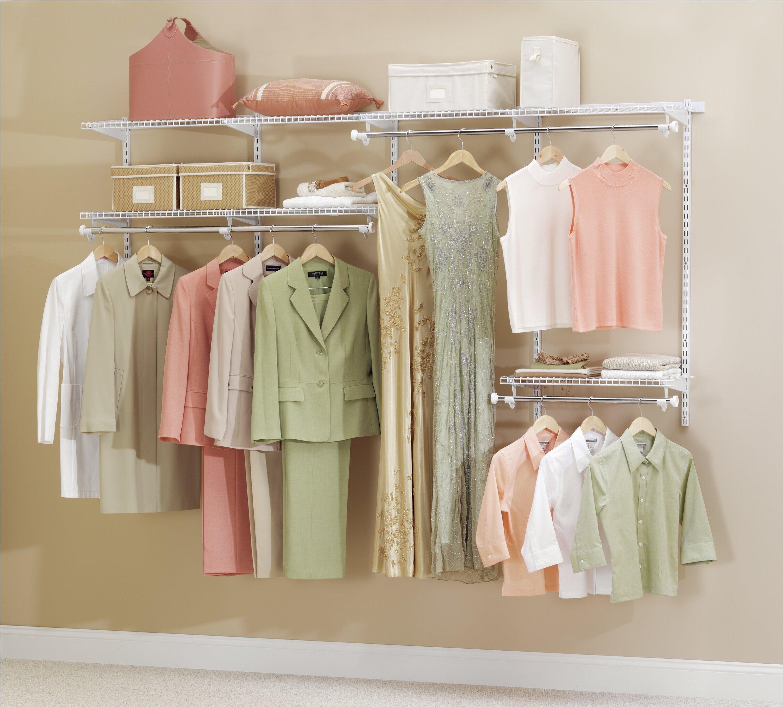 Configuration 48 W 96 W Closet System