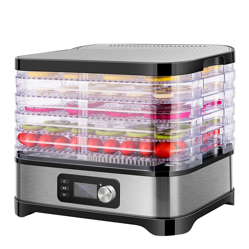 Vivohome 5 Tray Food Dehydrator Machine Reviews Wayfair