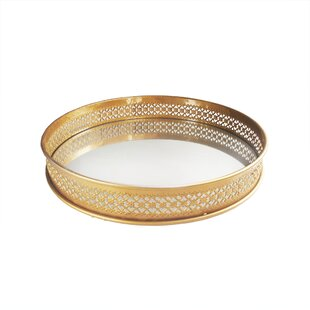 Macdougal Gold Accent Tray