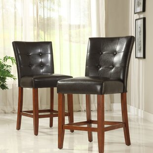 Nobhill Traditional 24 Bar Stool (Set of 2)