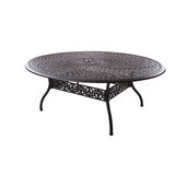 Dolby Metal Dining Table