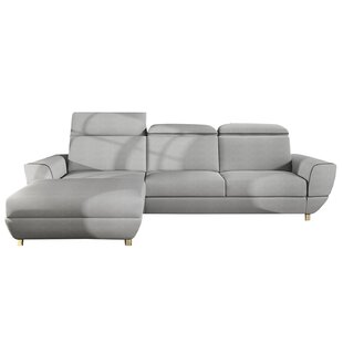 Great choice Sanyukta Sectional by Orren Ellis Reviews (2019) & Buyer's Guide