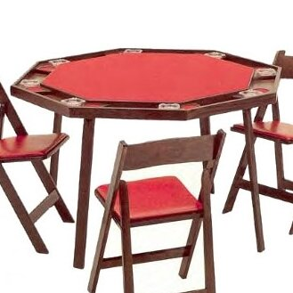 Charmant Folding Poker Table