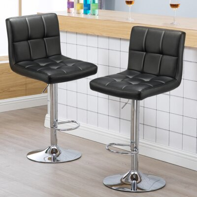 Low Back Modern Amp Contemporary Bar Stools You Ll Love In