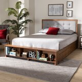 Damini Storage Platform Bed by Latitude Run®