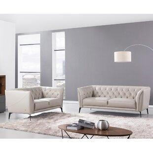 Reviews Bustleton Configurable Living Room Set by Brayden Studio Reviews (2019) & Buyer's Guide