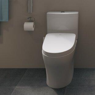WASHLET S550e Modern Elongated Toilet Seat Bidet ByToto