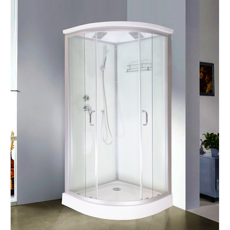 Faucet.com | Vero Monitor 17 Series Shower System SS in Brilliance Stainless by Delta