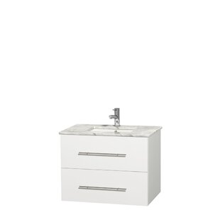 Affordable Centra 30 Single Bathroom Vanity Set By Wyndham Collection