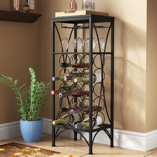 Aurelia 15 Bottle Floor Wine Rack
