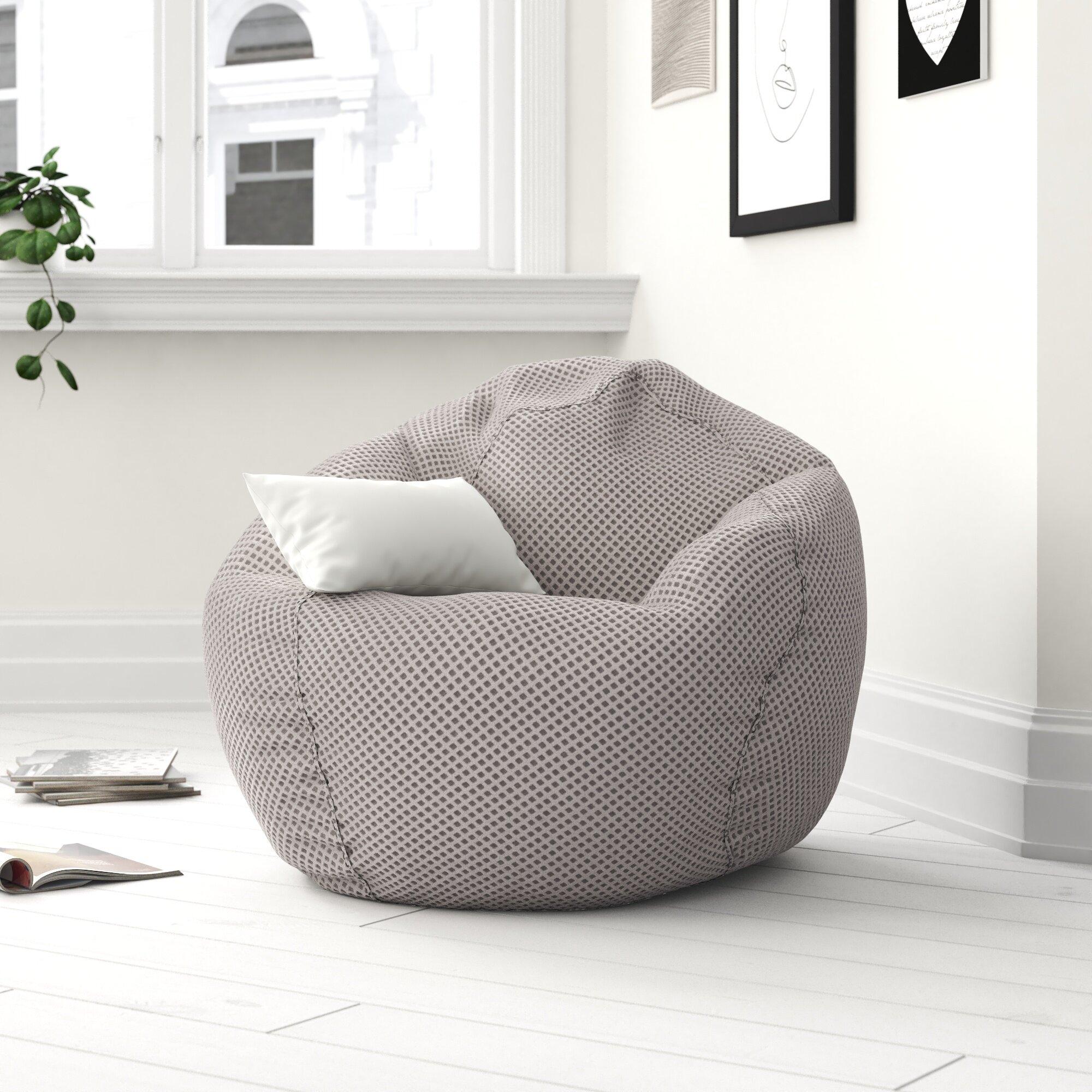 Surprising Bean Bag Chair Customarchery Wood Chair Design Ideas Customarcherynet