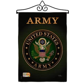 Carson Home Accents Always In Our Hearts 2 Sided Polyester Polyester Blend 18 X 13 In Garden Flag Wayfair
