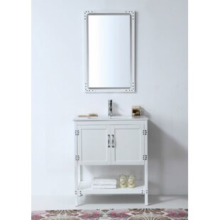 Gildford 30 inch  Single Bathroom Vanity Set