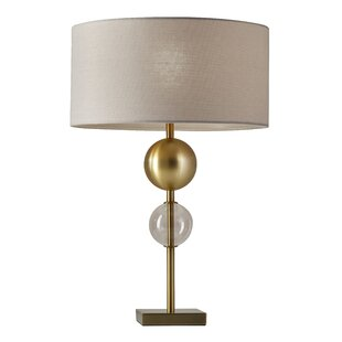 Best Emiliano 24 Table Lamp By Langley Street