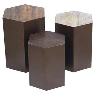 Michaud 3 Piece End Table