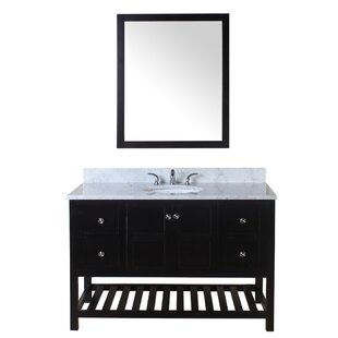 Best Price Calabrese 49 Single Bathroom Vanity Set ByCharlton Home