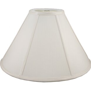 16 Faux Silk Empire Lamp Shade
